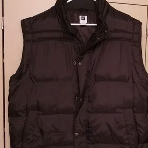 Gap puffer vest. New with no tags